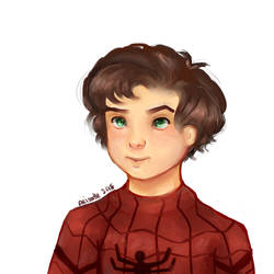 Spider-Man by Arioodle