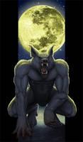 Werewolf by Luneder