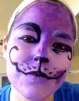 Cheshire Cat Makeup by AmineFreak