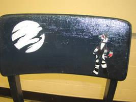 Art Chair- Jemima by AmineFreak