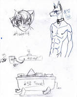 100 theme- doodles3 by AmineFreak