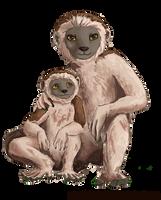 Plio and Suri by Penultimate-21