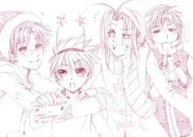 REQUEST : saiyuki_invites by orangel89