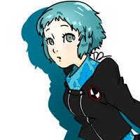 Persona 3 Fuuka Yamagishi Softest Girl by Keriro