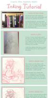 Inking Tutorial by kaykedrawsthings