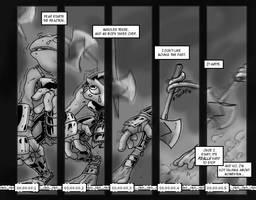 Strip 4 - Faster than a... by daG-ELLO