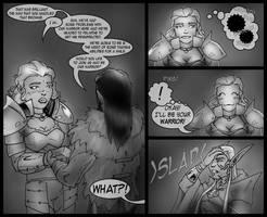 Strip 26 - They said she's... by daG-ELLO