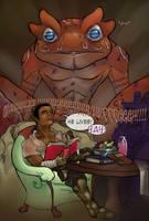 Strip 54 - HE LIVES by daG-ELLO