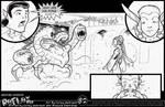 Strip 79 - Demonstration by daG-ELLO