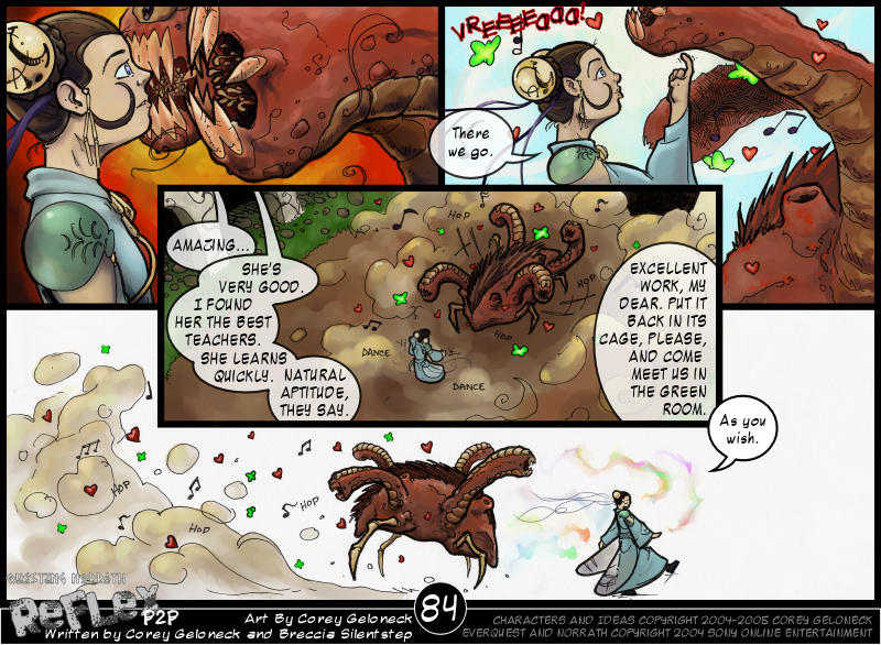 Strip 81 - Charming. by daG-ELLO