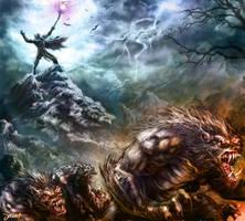 werewolves by loztvampir3