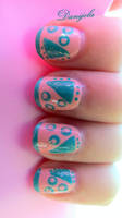 Pink Pythagoras by Danijella
