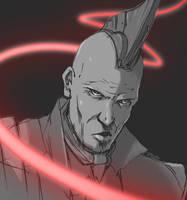 Yondu! by doodleslave