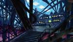 Sonic The Hedgehog Satam Doomsday by KEVIN-K-DEVIANTART