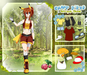 [M.I] Event Camp - Kapy by Niranei