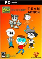 Deviantart Team Action by jakelsm