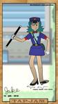 Officer Jenny [TAP-JAM Entry] by jakelsm