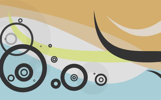 Minimal circles by leoatelier
