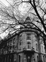 Old style building by leoatelier