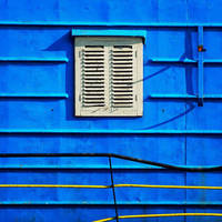 White blue and yellow by leoatelier