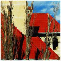 Red bricks by leoatelier