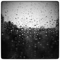 It's a rainy day by leoatelier