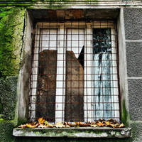 Autumn, windows and textures by leoatelier