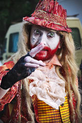 The magician by leoatelier