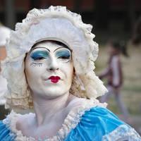 Masca I by leoatelier