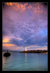 lil lighthouse by verty
