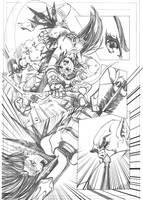 World of Warcraft Comic Art 2 by LazarusReturns