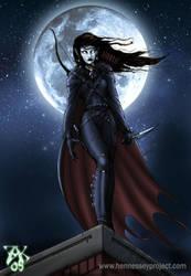 Vampire Rogue by LazarusReturns