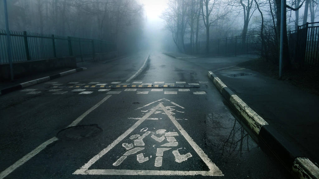 silent hill by purememorning