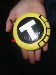 Teen Titan communicator by GinozaCostuming