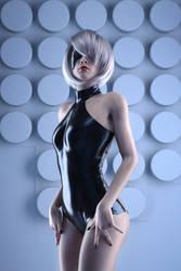 NieR: Automata by Wizix