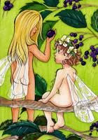 Fairies by My-Anne