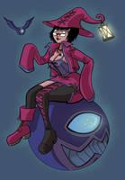 Witchin Around by lightfootcomics
