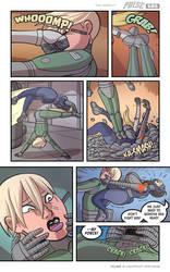 Pulse 303 by lightfootcomics