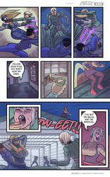 Pulse 309 by lightfootcomics
