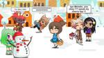 Snow wonderland by MelodicalMusic