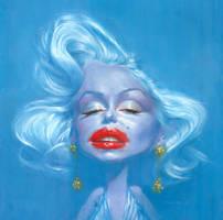 Marilyn Monroe by T-U-L-P