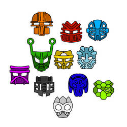 mask designs by phillipPbor