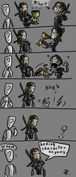 Dragon Age: Awakening by Ayej