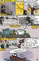 Dishonored, the plot by Ayej