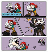 The Witcher 3, doodles 49 by Ayej