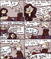 The Witcher 3, doodles 71 by Ayej