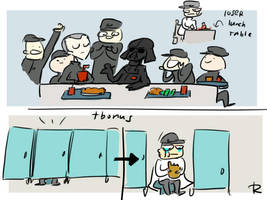 Rogue One, 15 by Ayej
