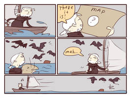 The Witcher 3, doodles 193 by Ayej