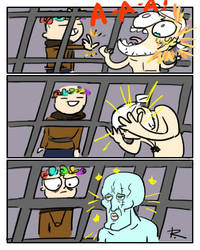 The Witcher 3, doodles 194 by Ayej