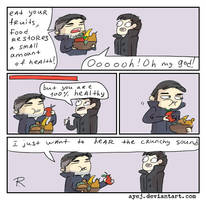 dishonored, doodles 54 by Ayej